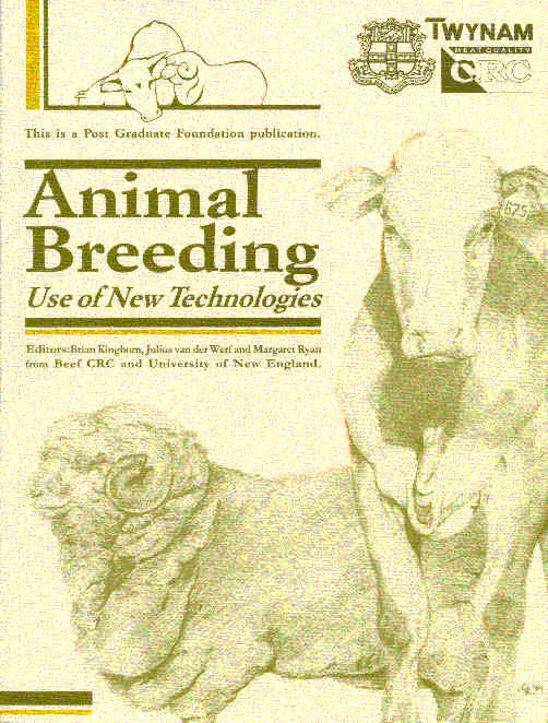 New Technologies in Animal Breeding